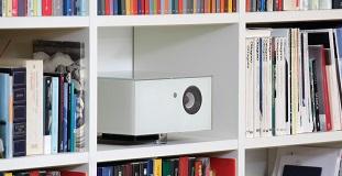 SIM2 Crystal Cube házimozi projektor