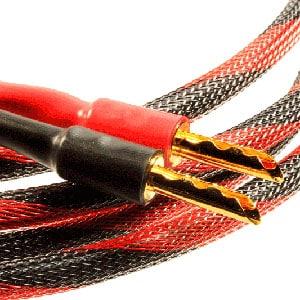 Házimozi hangszóró kábel