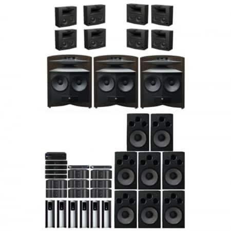 JBL Synthesis Everest MAX 19-csatornás mozi hangrendszer